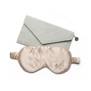 Amelie Soie Secrets de beauté Silk Sleep Mask Nude