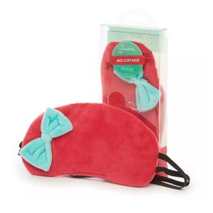 Isabelle Laurier Velvet Sleeping Mask Pink