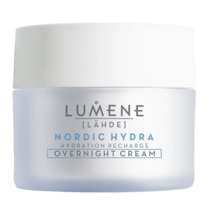 Lumene Lähde Hydration Recharge Overnight Cream