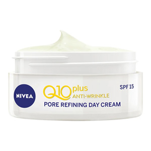 Nivea Q10 Plus Anti-Wrinkle Pore Refining Day Cream