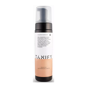 Tanify Vanilla Self Tan Mousse