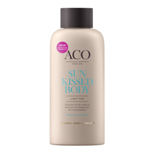 Aco Sunkissed Body Lotion