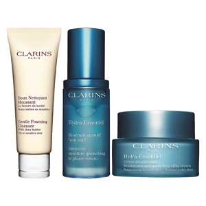 Clarins Skin Care Trio
