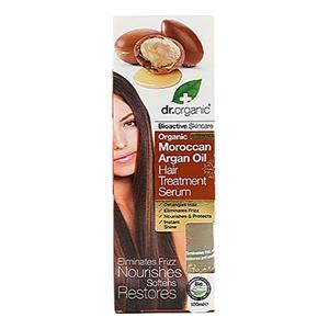 Dr. Organic Organic Moroccan Argan Oil Hårserum